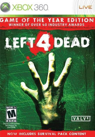 Left 4 dead edition game year