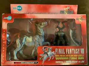 Final fantasy viii action figure s4 odin