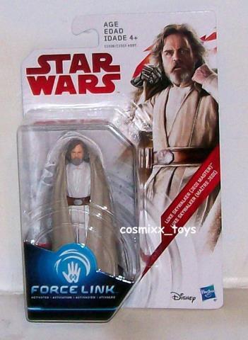 Star wars luke skywalker (jedi master)