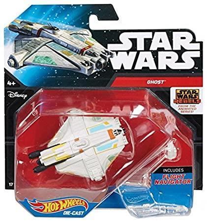 Hotwheels star wars ghost