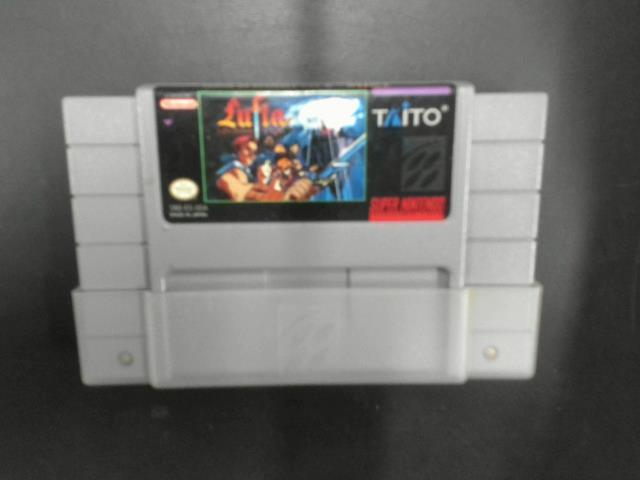 Lufia & the fortress of doom snes