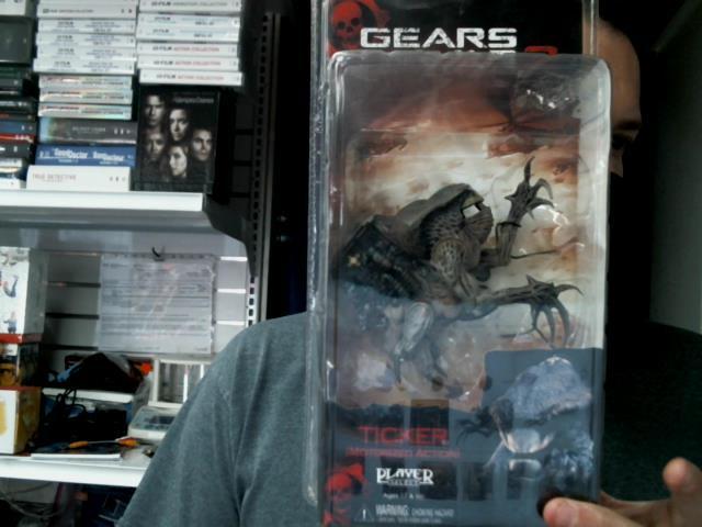 Gears of war 2 ticker