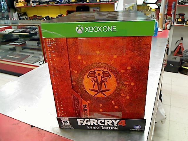 Farcry 4 kyrat edition neuf