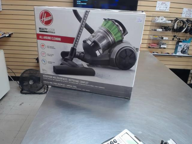 Aspirateur canister  propre bo