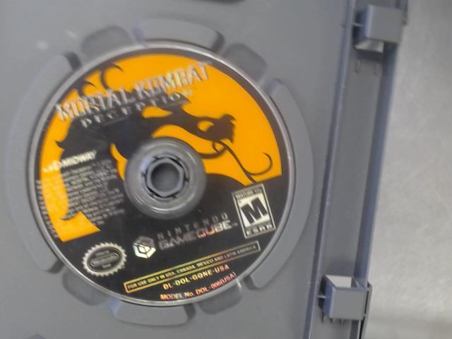 Mortal kombat deception (cd only)