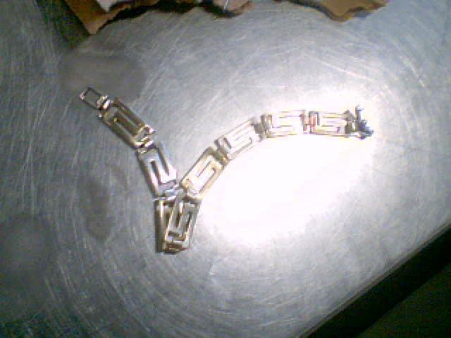 Bracelet en stainless 12.377g