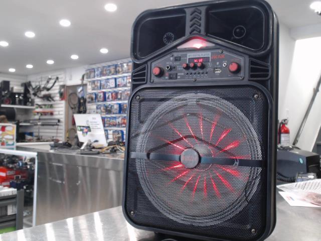 Speaker bluetooth a roulette