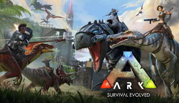 Ark survivlem evolve