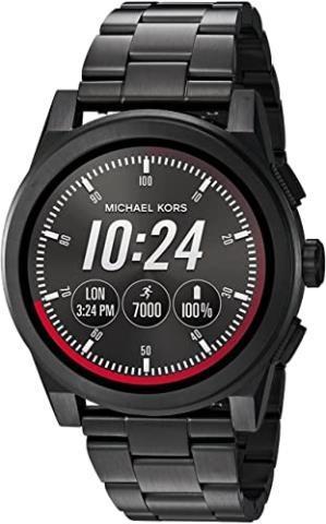 Michael kors swartwatch black