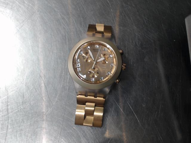 Montre gold like