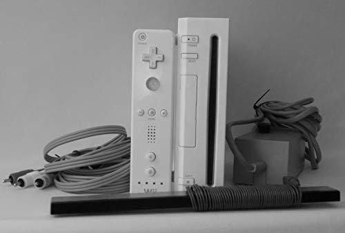 Console wii+1man+1nunchuk+fils
