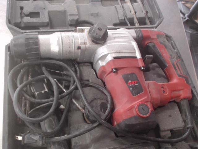 Rotary hammer 3 fonctions *coffre noir*
