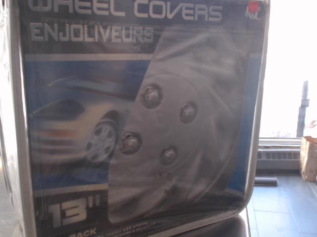 2-pack enjoliveur wheel covers