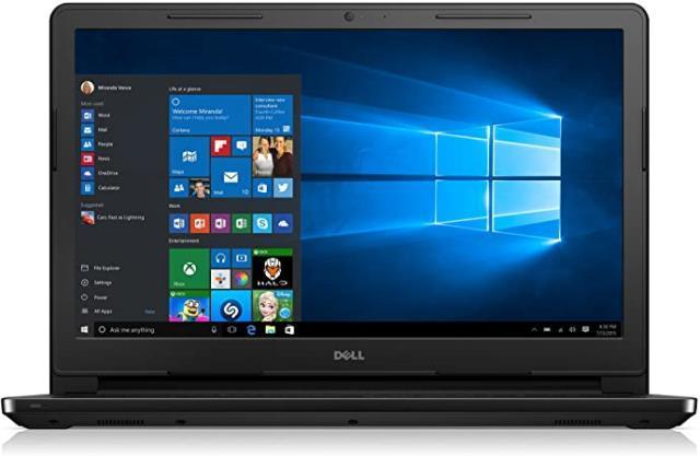 Dell inspiron 15 3000 4gb ram+chrg
