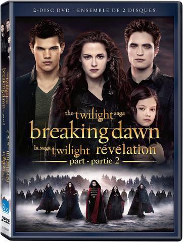 Twilight rÉvÉlations partie 2