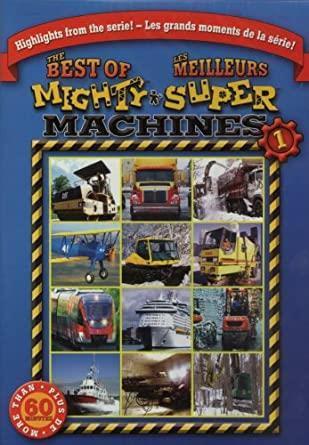 Mighty & super machines
