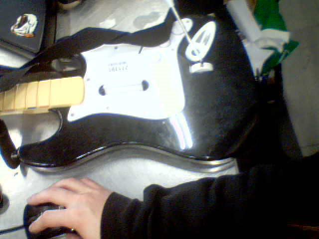 Guitare rockaband