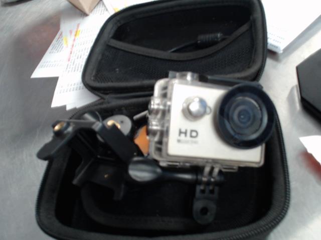 Camera hd essentials avec coffre