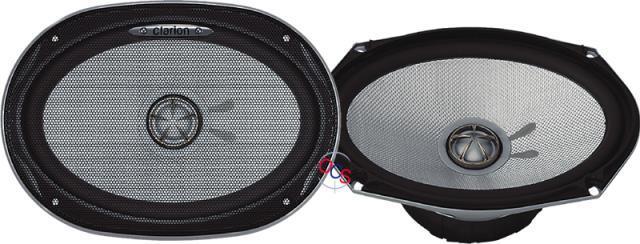 2 speaker de char