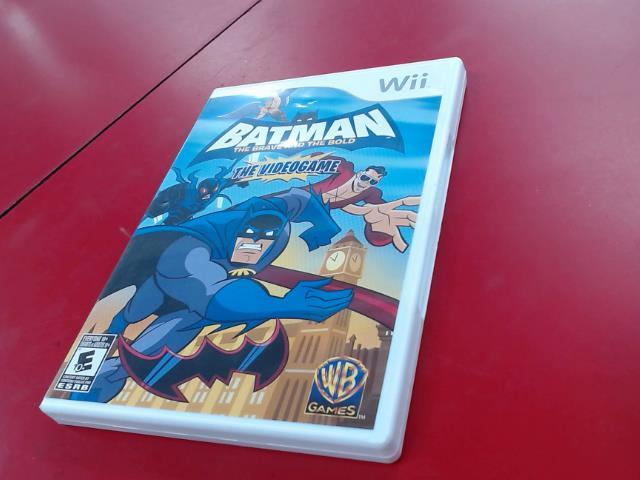 Batman the brave and the bold the video
