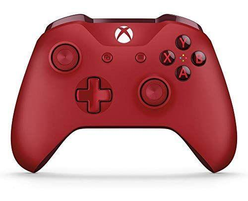 Manette rouge xbox one wireless