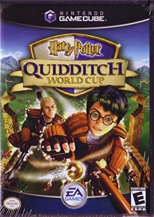Harry potter squidditch world cup