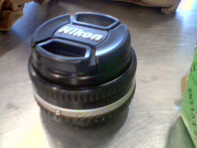 Lentille de camera 50mm 1.8