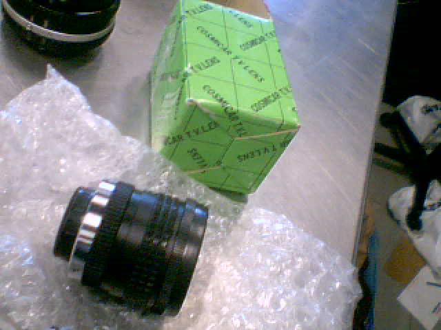 Lentille de camera 1.4 16mm