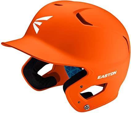 Casque cd  baseball orange easton z5 2.0