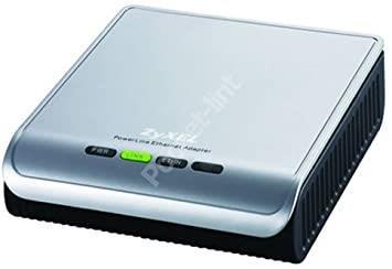 Adapter ethernet powerline zyxel
