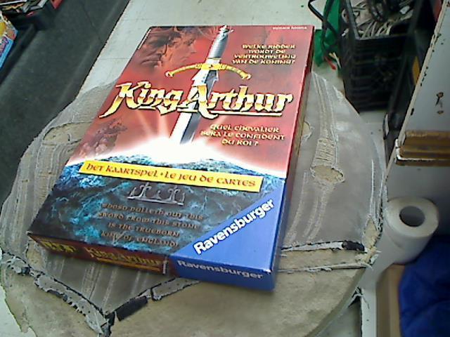 King arthur board game