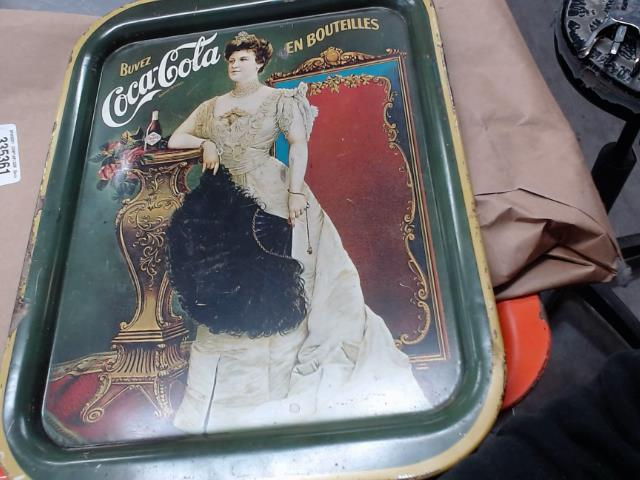 Cabaret coca cola lyllian russel serving