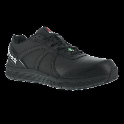 Shoes de travail avec cap d'acier