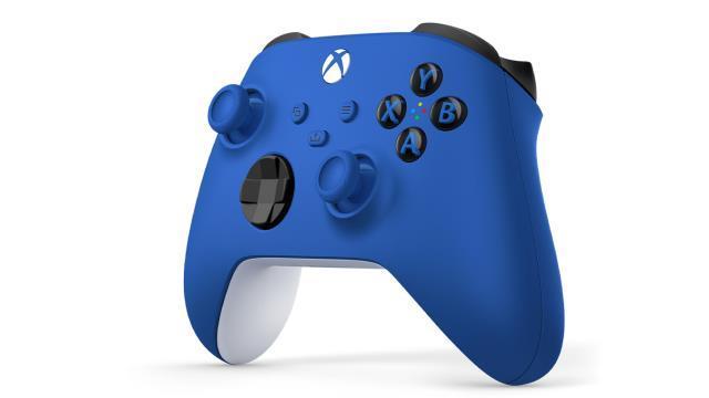 Xbox controller in box