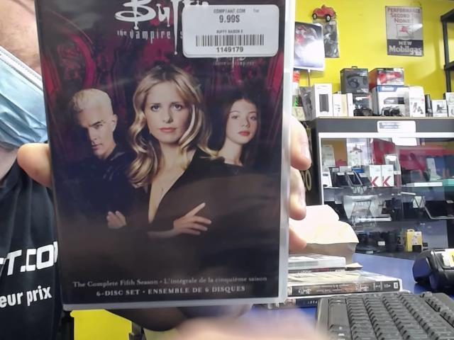 Buffy saison 5