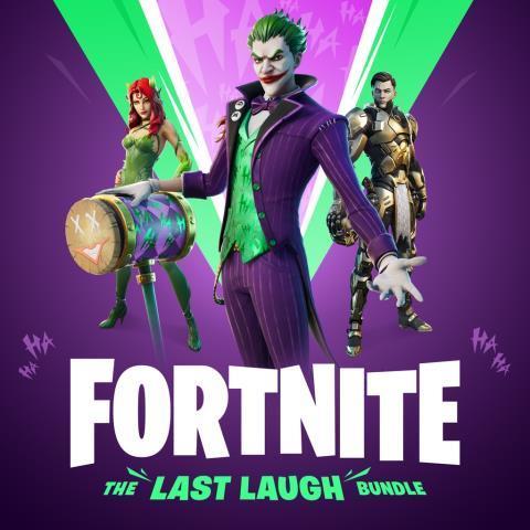 Fortnite the last bundle