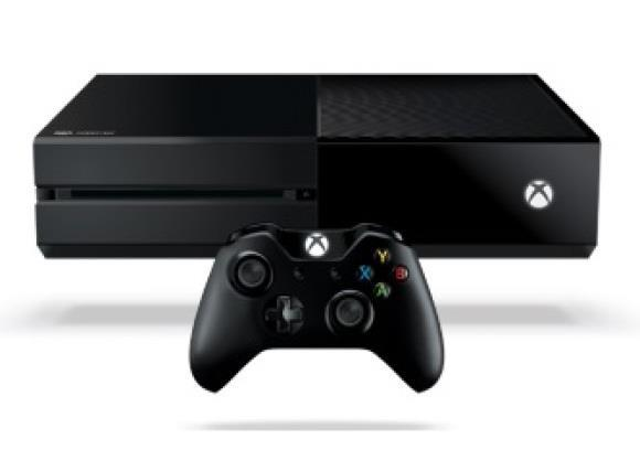 Xbox one noir avec manette