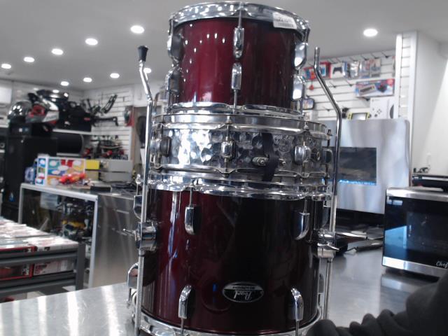 3 pièces drum