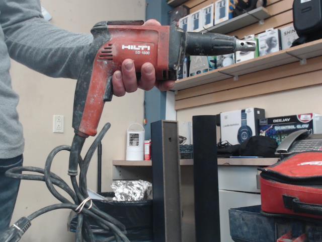 Drill gyps electrique