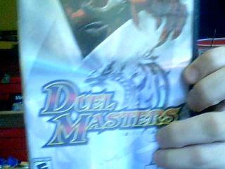 Duel master