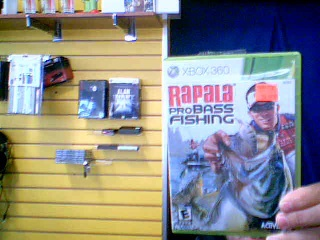 Rapala probass fishing