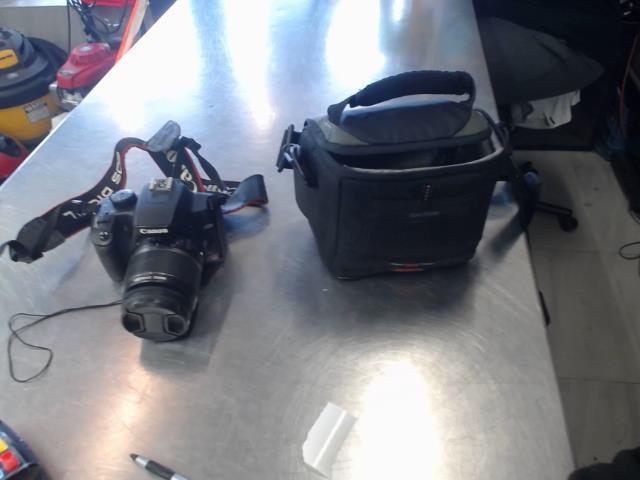 Camera avec zoom
