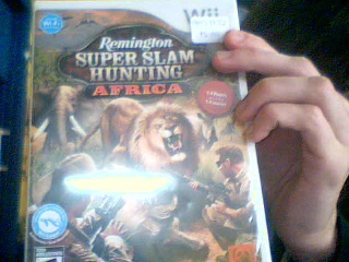 Super slam hunting africa