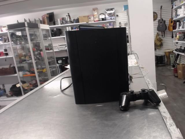 Console ps3+2man