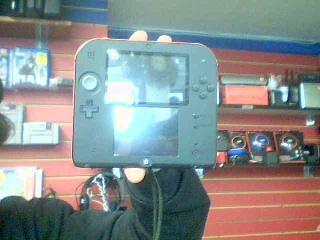 Console 2ds+chargeur