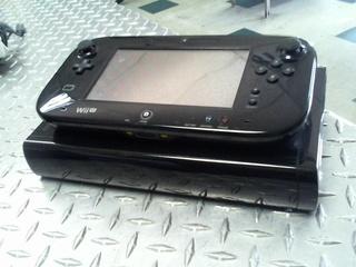 Wii u noir+acc