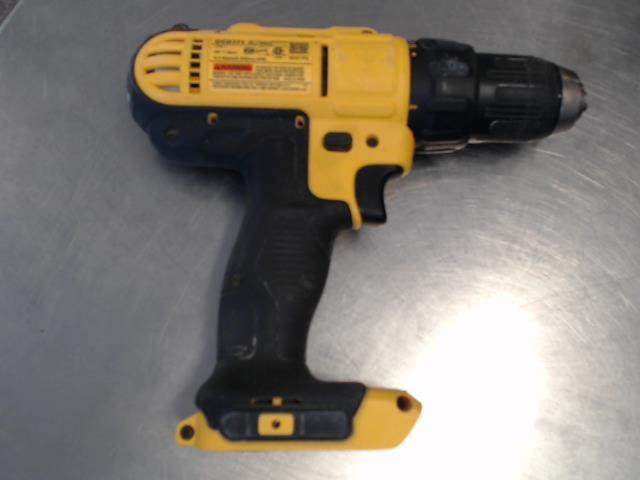 Drill dewalt avec bat et ch