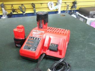 Chargeur batterie pour drill