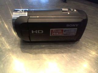 Camera video sony 9.2 mega