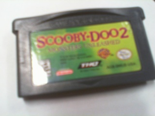 Scoobydoo 2 monster unleashed
